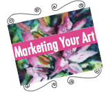 Marketing Your Art Workshops Logo